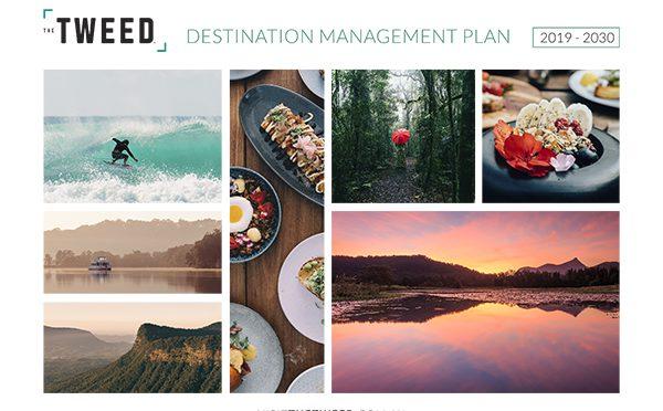 Destination Management Plan Cover