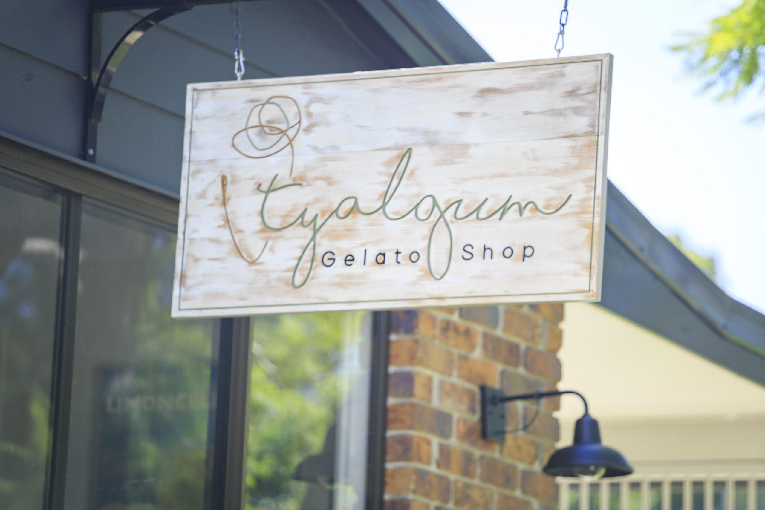 Tyalgum Gelato Shop