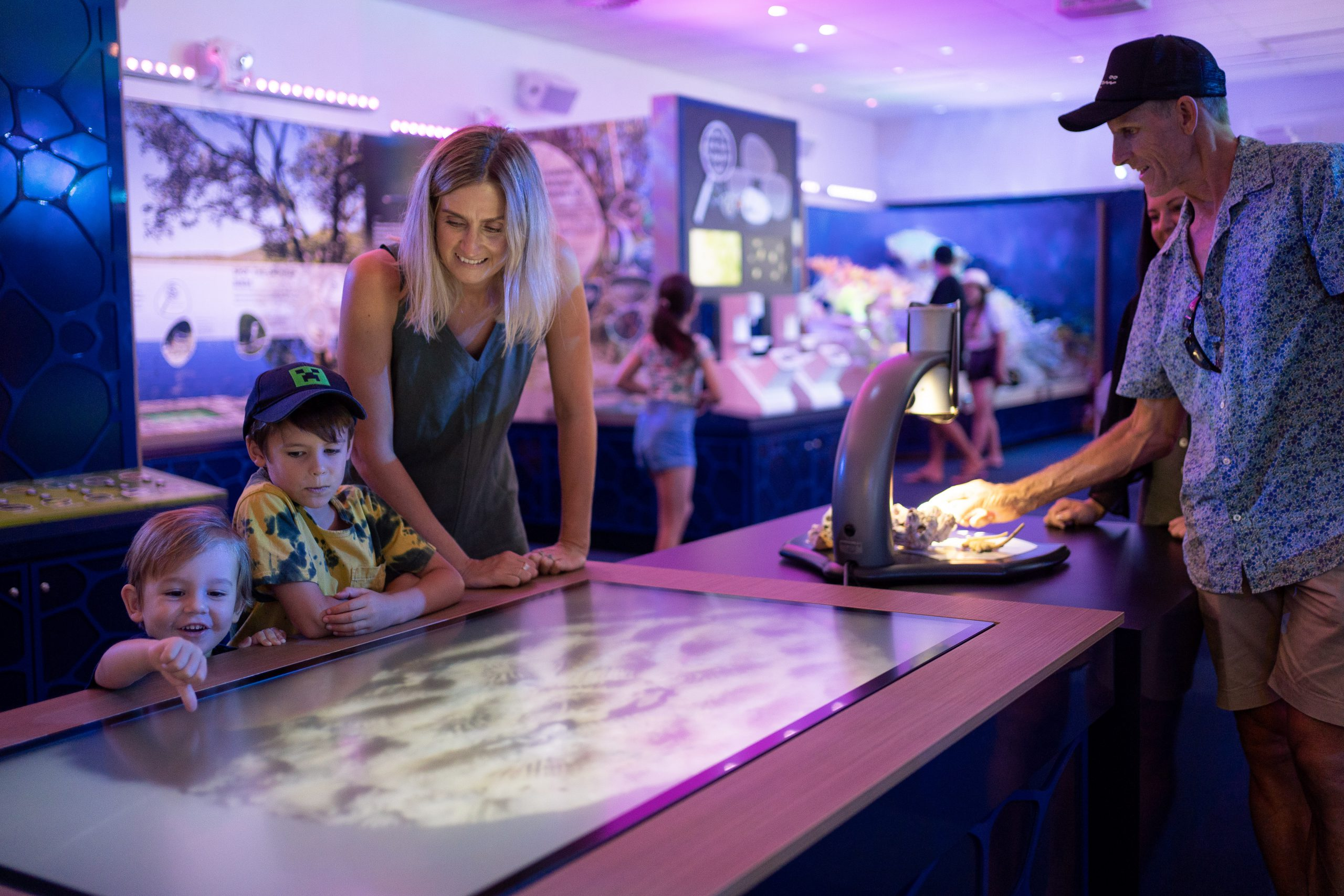marine discovery centre nsw discover voucher