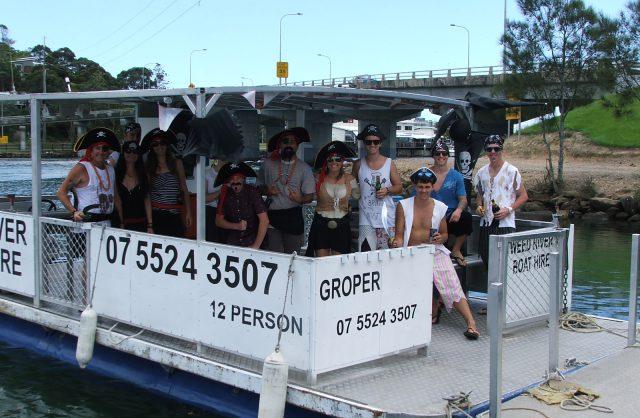 tweed river boat hire