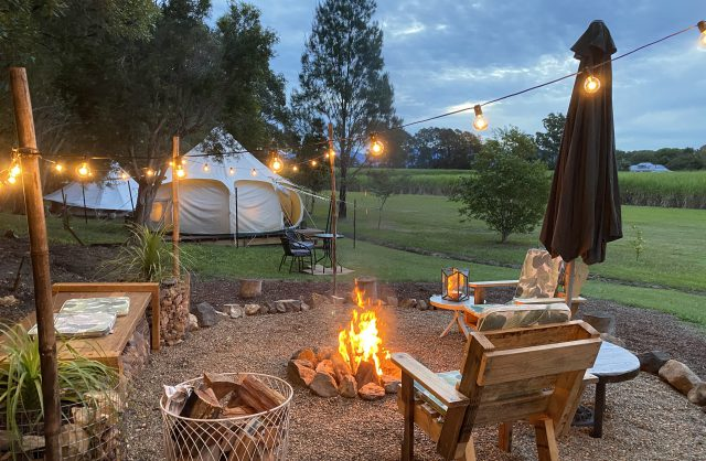 tallaringa camping #lovethetweed