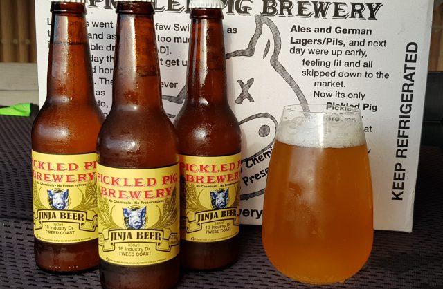 pickled pig brewery #lovethetweed