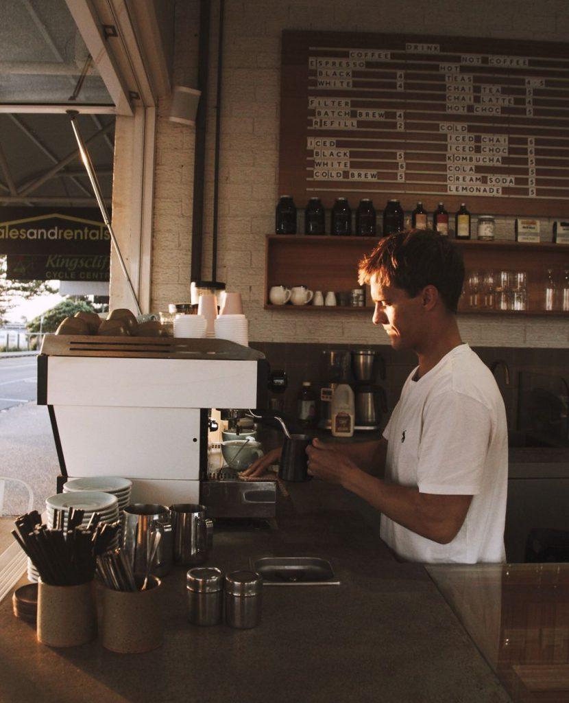 best coffee near me stone studio kingscliff