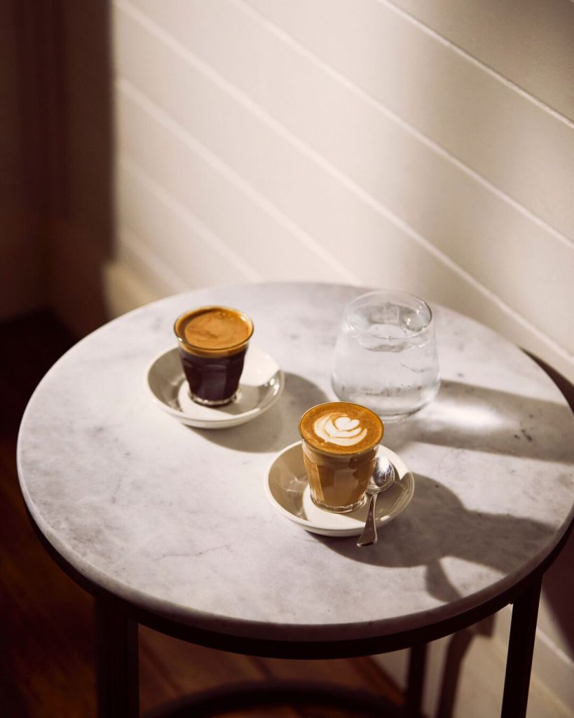 best coffee near me bastion lane